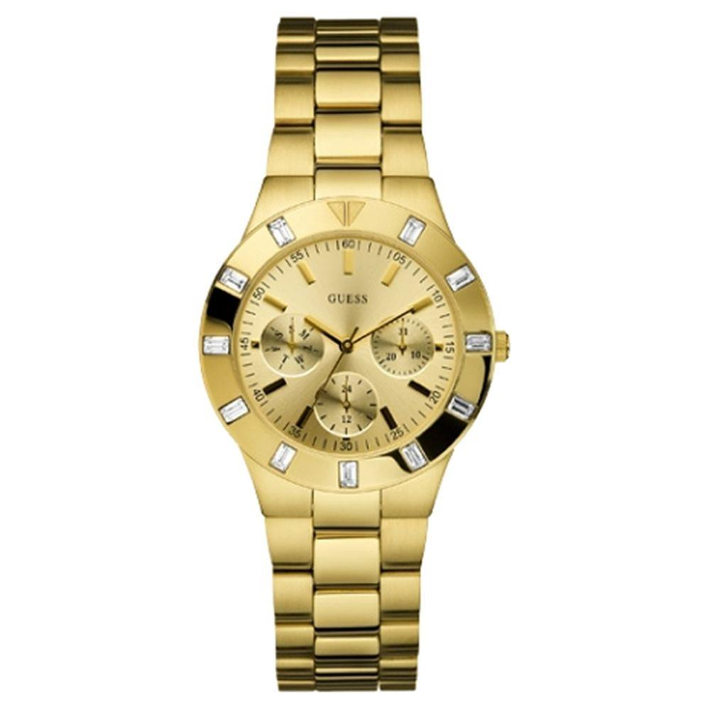 Relógio Guess Feminino - 92421LPGSDA1  - Dumont Online - Joias e Relógios