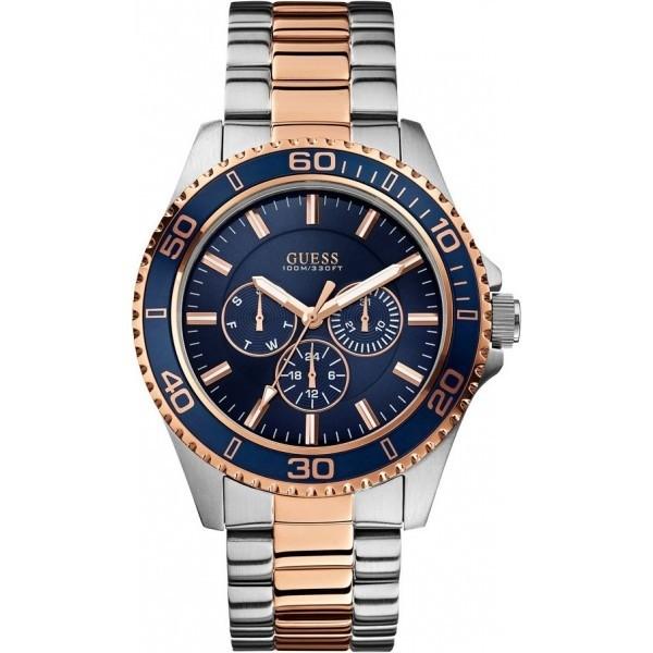 Relógio Guess Masculino - 92488GPGSGA2  - Dumont Online - Joias e Relógios