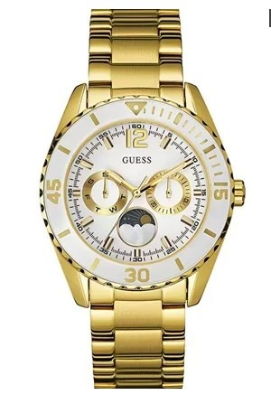 Relógio Guess Feminino - 92559LPGSDA2  - Dumont Online - Joias e Relógios