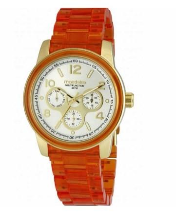 Relógio Mondaine Feminino - 94383LPMGDP2  - Dumont Online - Joias e Relógios