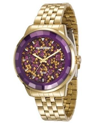 Relógio Mondaine Feminino - 94713LPMVDE4  - Dumont Online - Joias e Relógios