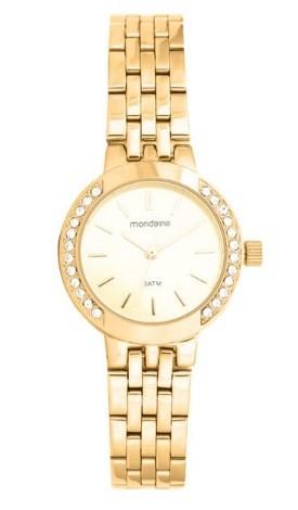 Relógio Mondaine Feminino - 94886LPMVDE1  - Dumont Online - Joias e Relógios