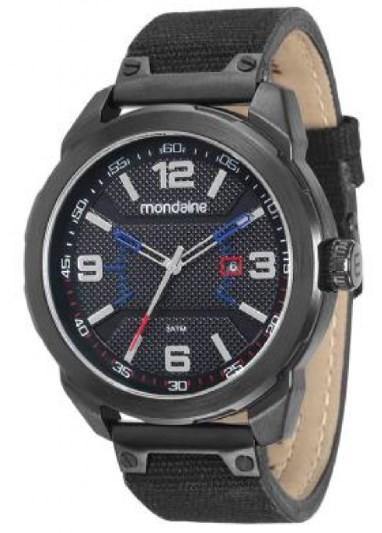 Relógio Mondaine Masculino - 94978GPMVPD1  - Dumont Online - Joias e Relógios
