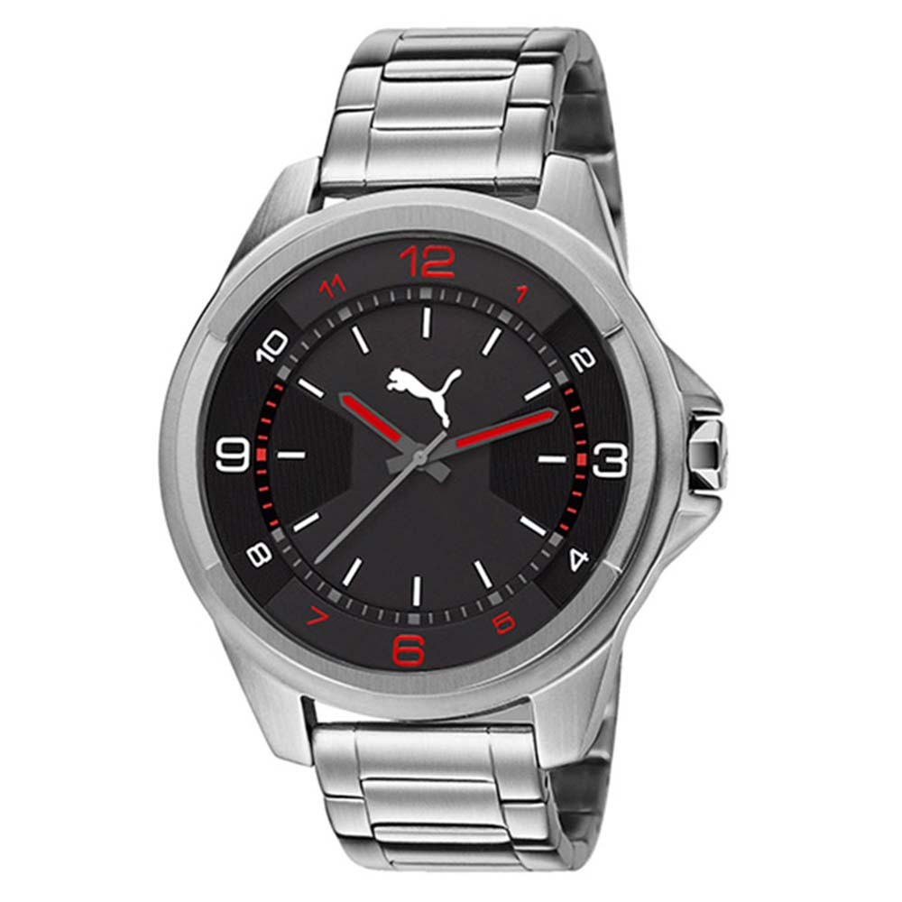 Relógio Puma Masculino - 96221G0PMNA3  - Dumont Online - Joias e Relógios