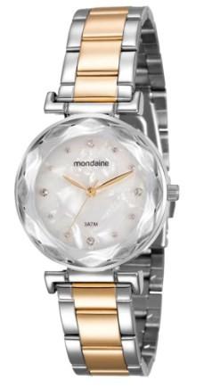 Relógio Mondaine Feminino - 99174LPMVBE2  - Dumont Online - Joias e Relógios