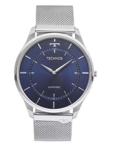 Relógio Technos Masculino - 9T22AI/1A  - Dumont Online - Joias e Relógios