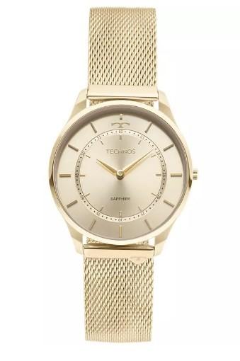 Relógio Technos Feminino - 9T22AK/4X  - Dumont Online - Joias e Relógios