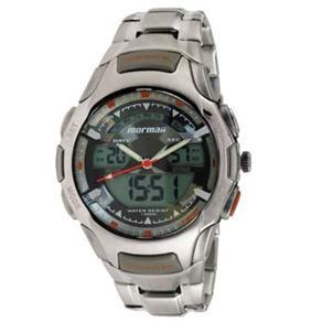 Relógio Mormaii Masculino - AD95AB/8C  - Dumont Online - Joias e Relógios
