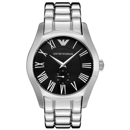 Relógio Emporio Armani Masculino - AR0680/1PN  - Dumont Online - Joias e Relógios
