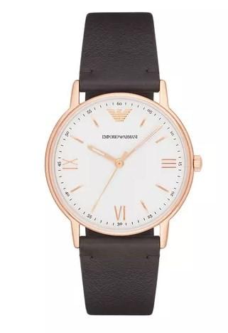 Relógio Emporio Armani Masculino - AR11011/2BN  - Dumont Online - Joias e Relógios