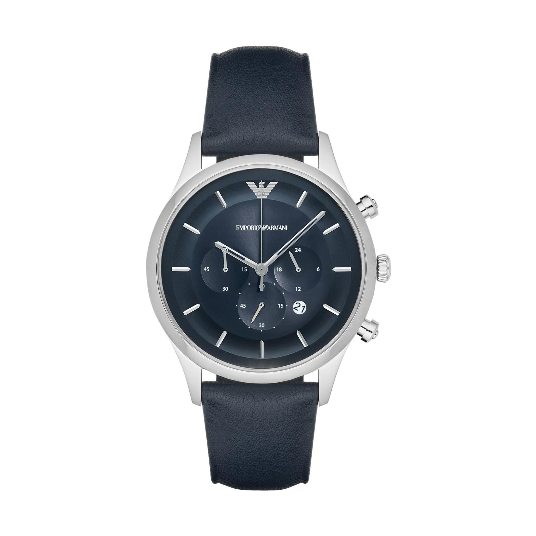 Relógio Emporio Armani Masculino - AR11018/0AN  - Dumont Online - Joias e Relógios