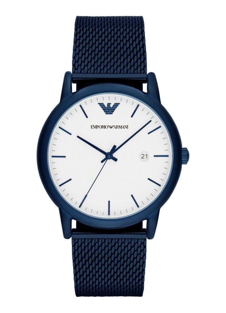 Relógio Emporio Armani Masculino - AR11025/4BI  - Dumont Online - Joias e Relógios