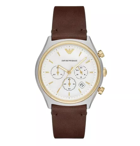 Relógio Emporio Armani Masculino - AR11033/0BN  - Dumont Online - Joias e Relógios