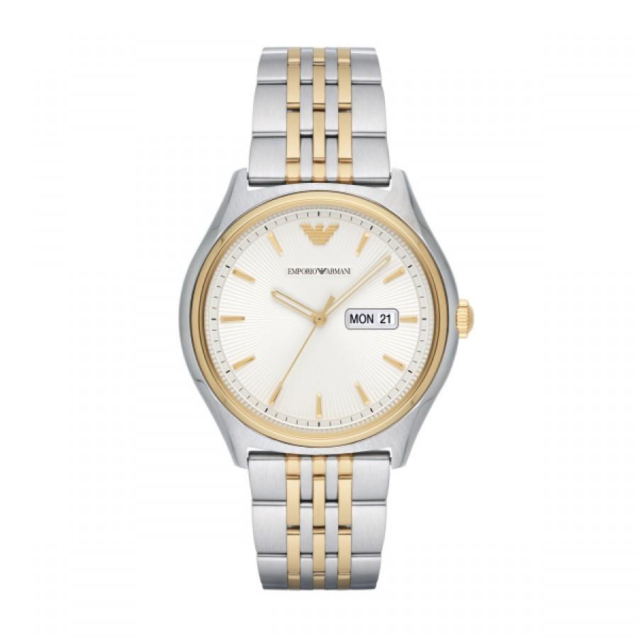 Relógio Emporio Armani Masculino - AR11034/5BN   - Dumont Online - Joias e Relógios