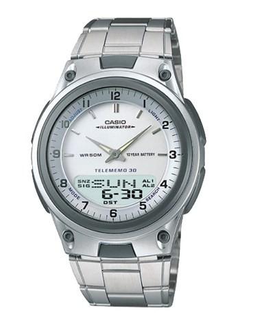 Relógio Casio Masculino - AW80D7AVDFU  - Dumont Online - Joias e Relógios