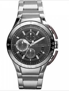 Relógio Armani Exchange Masculino - AX1403/1PN  - Dumont Online - Joias e Relógios