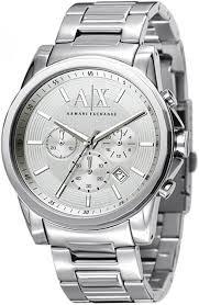 Relógio Armani Exchange Masculino - AX2058/1KN  - Dumont Online - Joias e Relógios