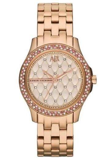 Relógio Armani Exchange Feminino - AX5217/4TN  - Dumont Online - Joias e Relógios