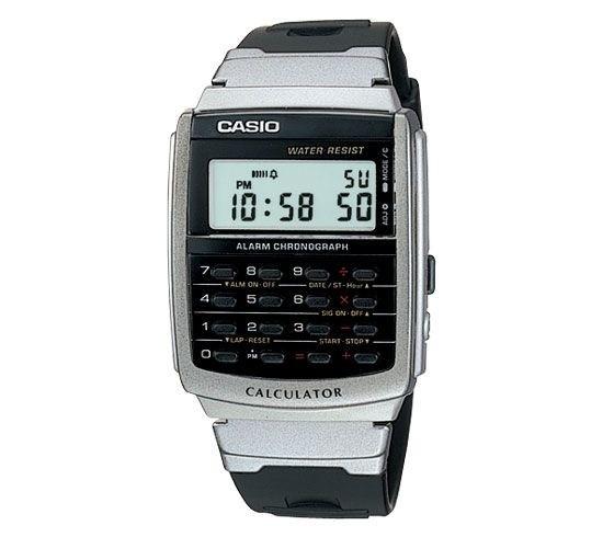 Relógio Casio Masculino - CA561DFU  - Dumont Online - Joias e Relógios