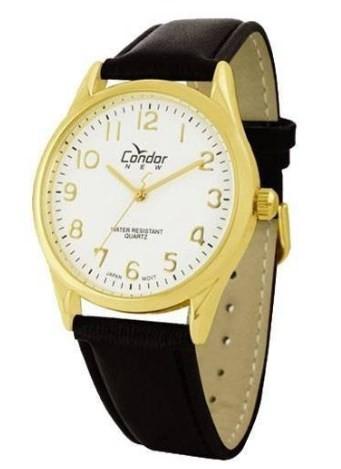 Relógio Condor Masculino - CO2035AA/2B  - Dumont Online - Joias e Relógios