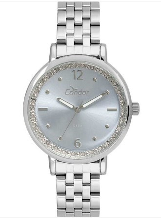 Relógio Condor Feminino - CO2035FNG/3A  - Dumont Online - Joias e Relógios