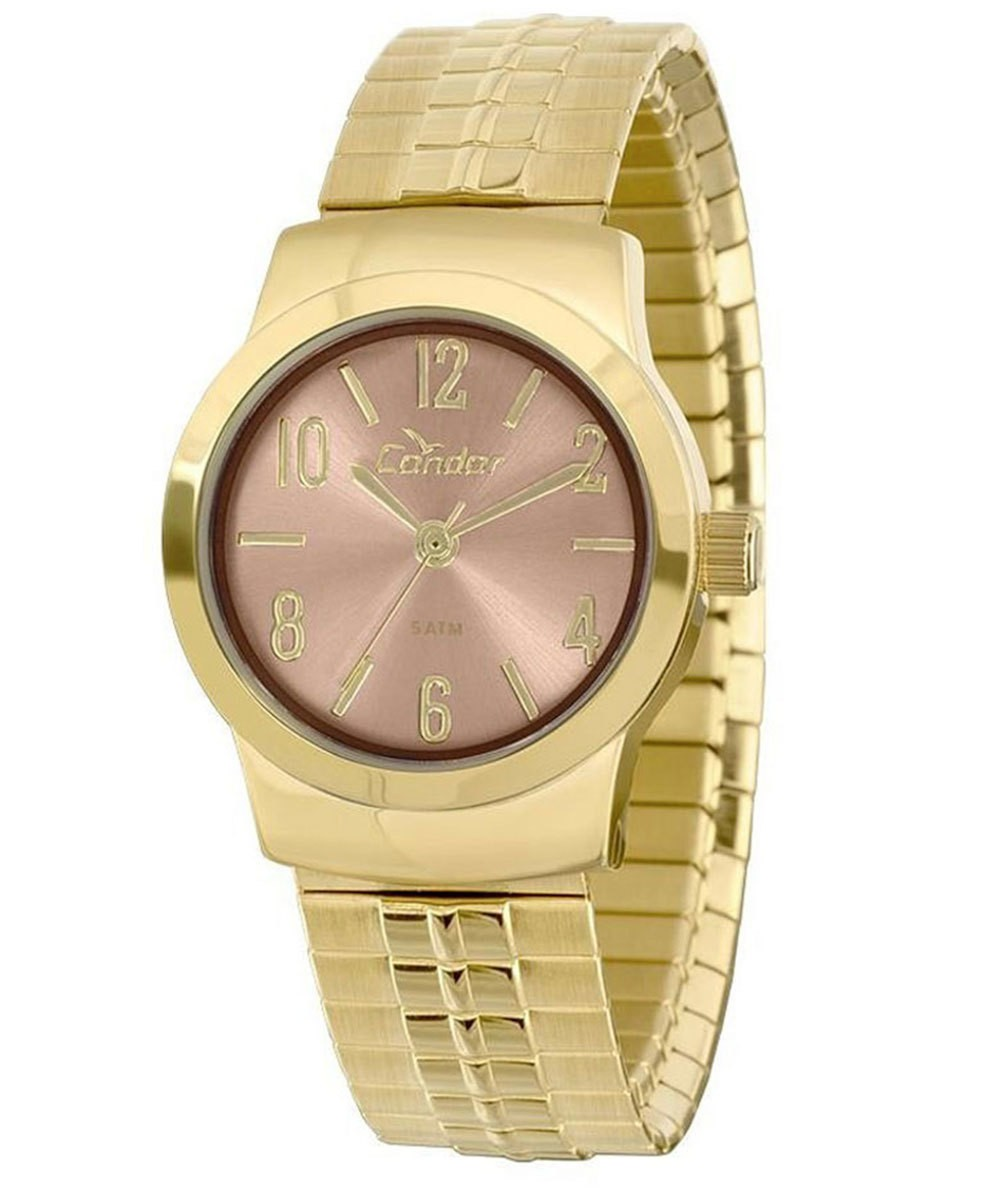 Relógio Condor Feminino - CO2035KLZ/4X  - Dumont Online - Joias e Relógios