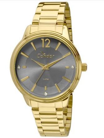 Relógio Condor Feminino - CO2035KMH/4C  - Dumont Online - Joias e Relógios