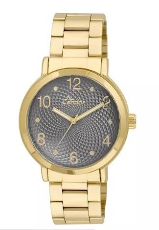 Relógio Condor New Feminino - CO2035KMV/K4F  - Dumont Online - Joias e Relógios