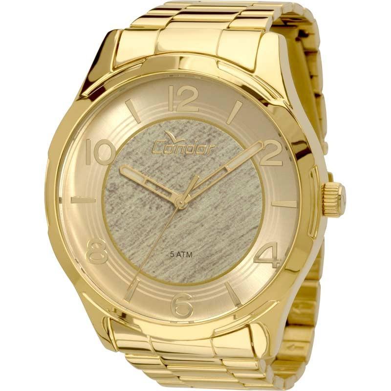 Relógio Condor Masculino - CO2035KNV/4X  - Dumont Online - Joias e Relógios