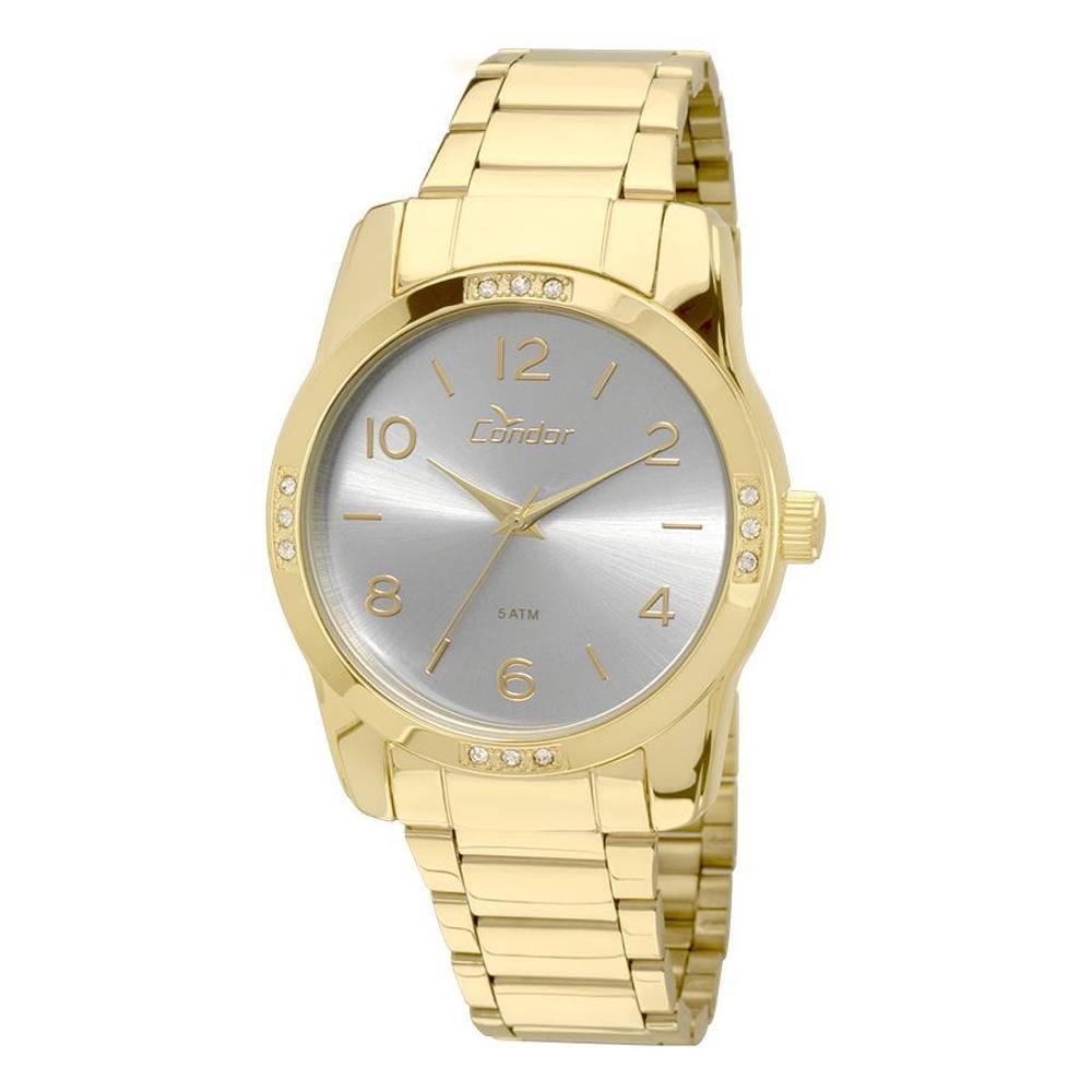 Relógio Condor Feminino - CO2035KOE/4K  - Dumont Online - Joias e Relógios