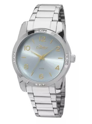 Relógio Condor Feminino - CO2035KOJ/3Z  - Dumont Online - Joias e Relógios