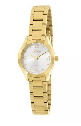 Relógio Condor Feminino - CO2035KOZ/4K  - Dumont Online - Joias e Relógios