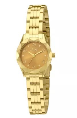 Relógio Condor Feminino - CO2035KPB/4L  - Dumont Online - Joias e Relógios