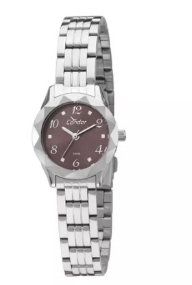 Relógio Condor Feminino - CO2035KPC/3G  - Dumont Online - Joias e Relógios