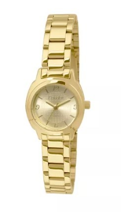 Relógio Condor Feminino - CO2035KPG/4D  - Dumont Online - Joias e Relógios