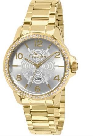 Relógio Condor Feminino - CO2035KQI/4B  - Dumont Online - Joias e Relógios