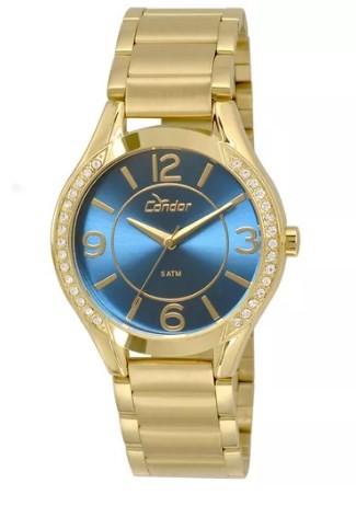 Relógio Condor Feminino - CO2035KRG/4A  - Dumont Online - Joias e Relógios