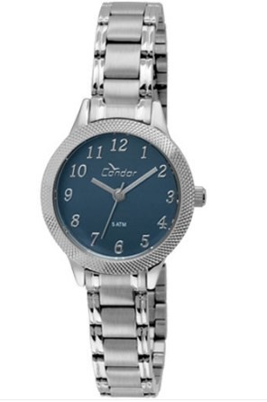 Relógio Condor Feminino - CO2035KRZ/3A  - Dumont Online - Joias e Relógios