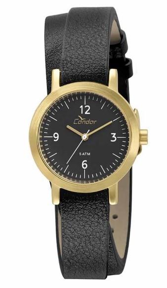 Relógio Condor Feminino - CO2035KTL/2P  - Dumont Online - Joias e Relógios