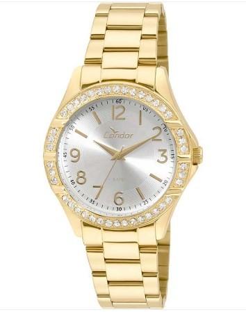 Relógio Condor Feminino - CO2035KUS/4K  - Dumont Online - Joias e Relógios