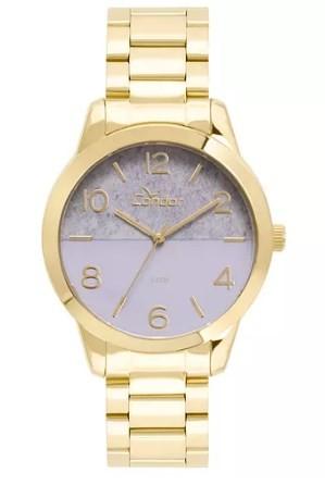 Relógio Condor Feminino - CO2035KWC/K4G  - Dumont Online - Joias e Relógios