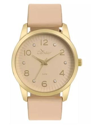 Relógio Condor Feminino - CO2035KWE/K2T  - Dumont Online - Joias e Relógios