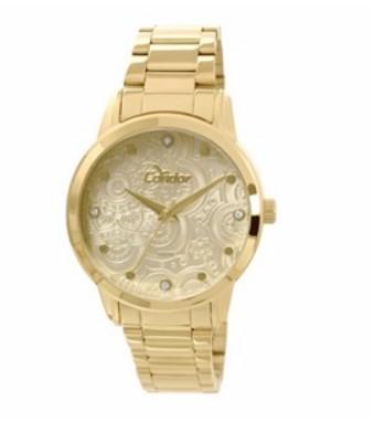 Relógio Condor Feminino - CO2036CL/4X  - Dumont Online - Joias e Relógios