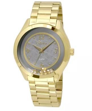 Relógio Condor Feminino - CO2036KSS/4C  - Dumont Online - Joias e Relógios