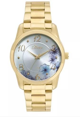 Relógio Condor Feminino - CO2039AT/K4A  - Dumont Online - Joias e Relógios