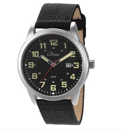 Relógio Condor Masculino - CO2115SS/3P  - Dumont Online - Joias e Relógios