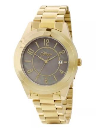 Relógio Condor Feminino - CO2115TH/4C  - Dumont Online - Joias e Relógios