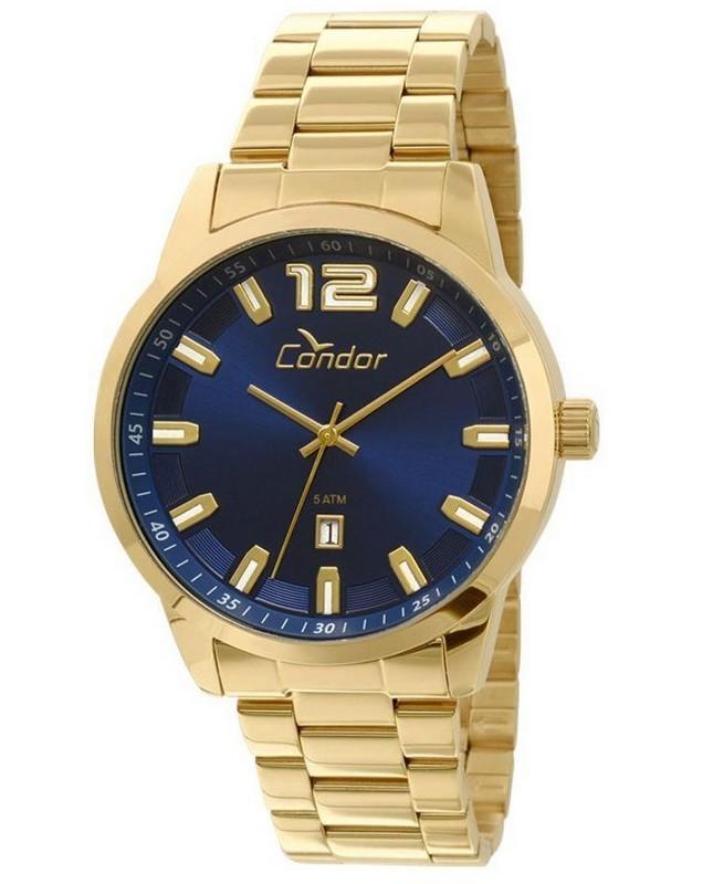 Relógio Condor Casual Metal - CO2115UF/4A  - Dumont Online - Joias e Relógios