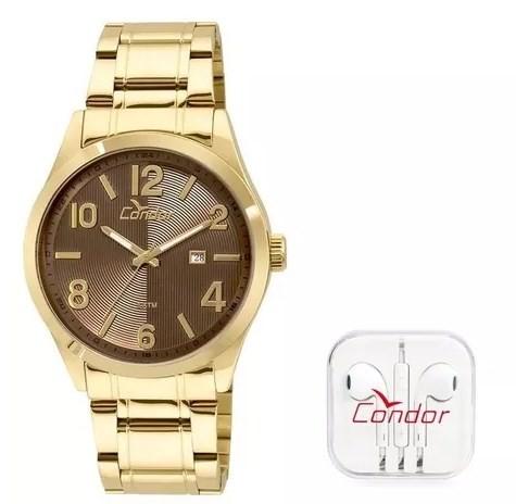 Relógio Condor Feminino - CO2115XA/KS4M  - Dumont Online - Joias e Relógios