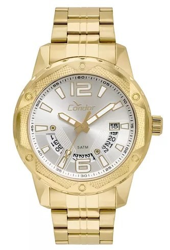 Relógio Condor Feminino - CO2415BL/4K  - Dumont Online - Joias e Relógios